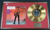 Elvis Presley - 24 Carat Gold Disc and Cover - Elvis for Everyone